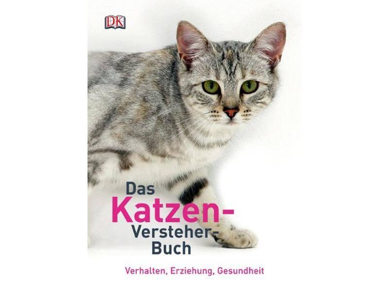 Katzenbuch — Bild: Amazon