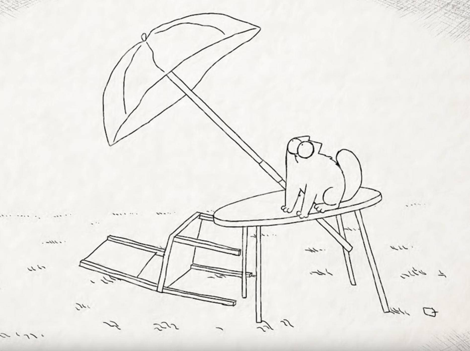 Simon's Cat: Vom Winde verweht – YouTube / Simon's Cat