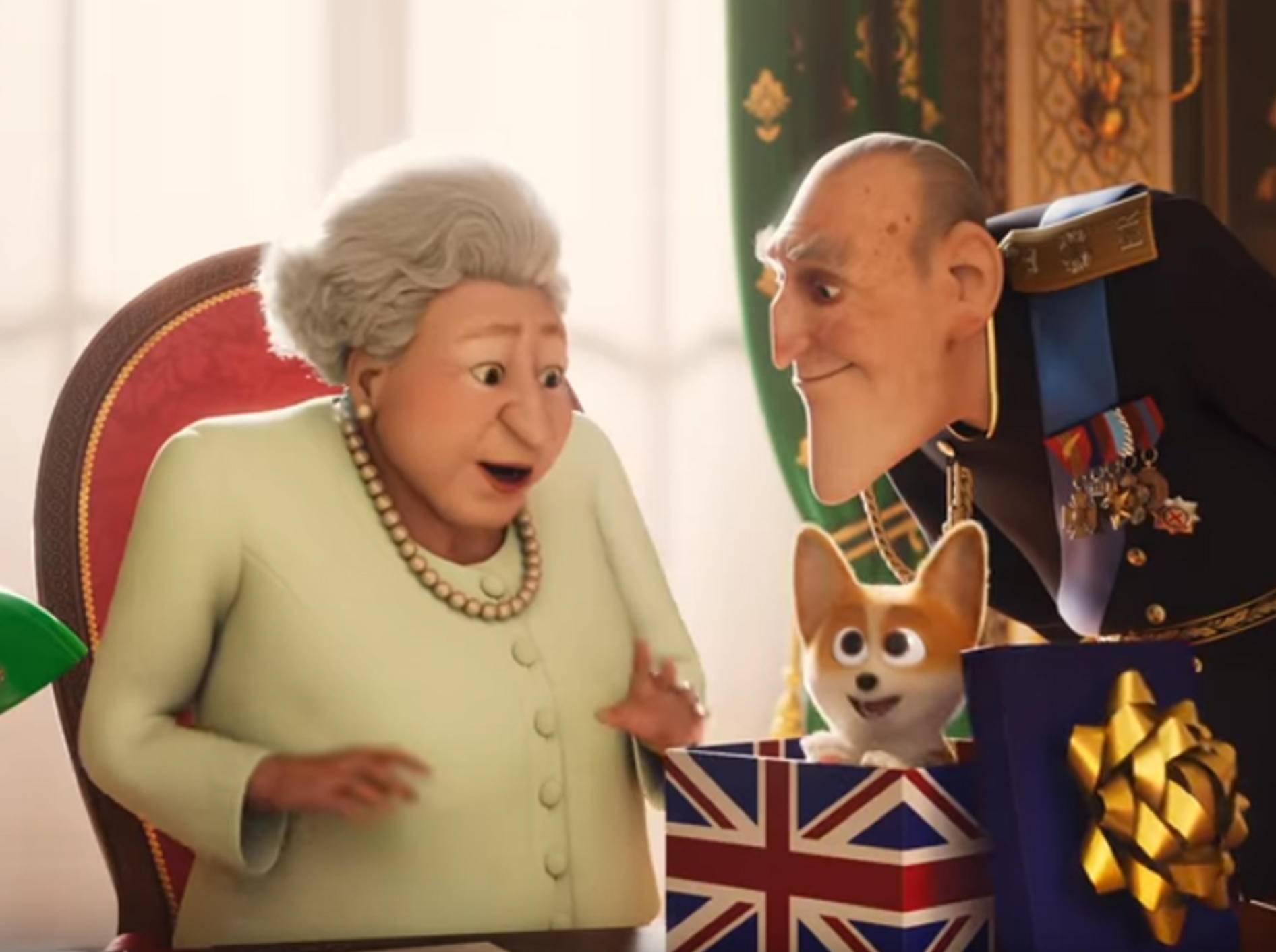 """""""Royal Corgi - Der Liebling der Queen"""" kommt am 1. Mai in die deutschen Kinos - Bild: YouTube / KinoCheck Kids"""